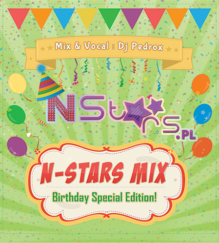 Składanka N-STARS MIX - Special Birthday Edition (2015)